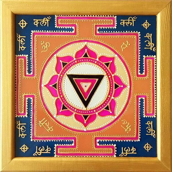 Янтра лакшми: описание с фото, что означает символ и его назначение