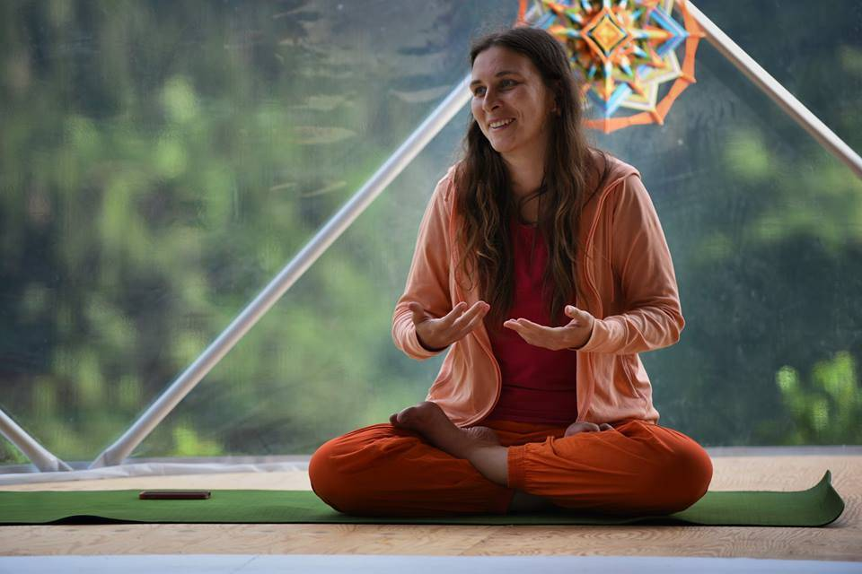 Введение в йогу