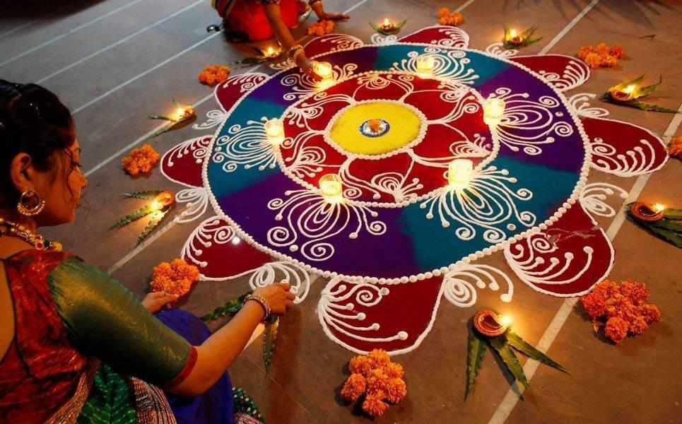 Дивали - праздник в индии