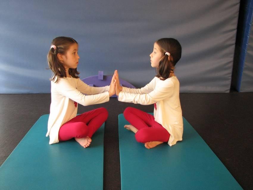 Особенности занятий йогой с детьми от 3 до 6 лет