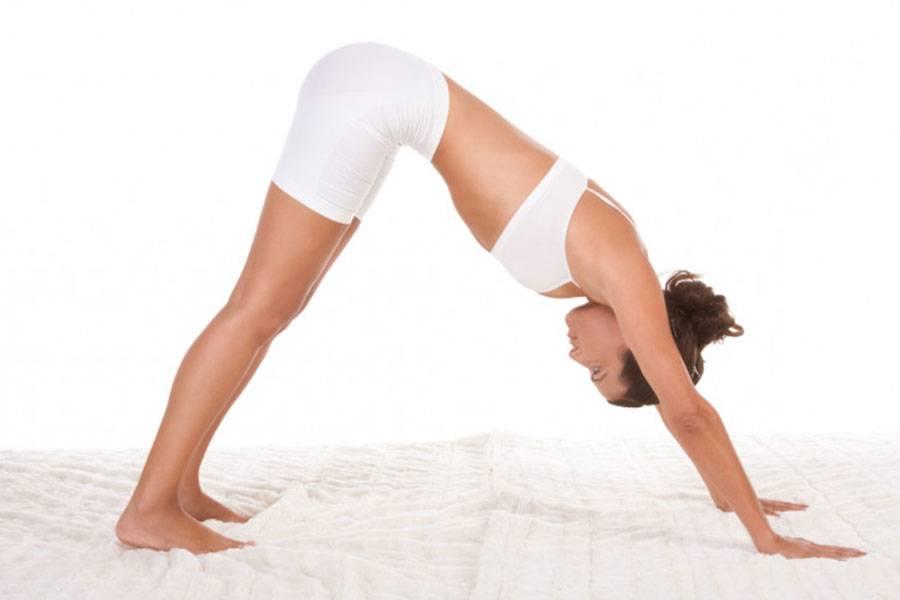 Йога - 7 упражнений для осанки от сутулости - противопоказания и техника