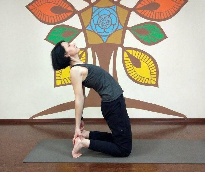 6 асан для исправления осанки - йога для правильной осанки