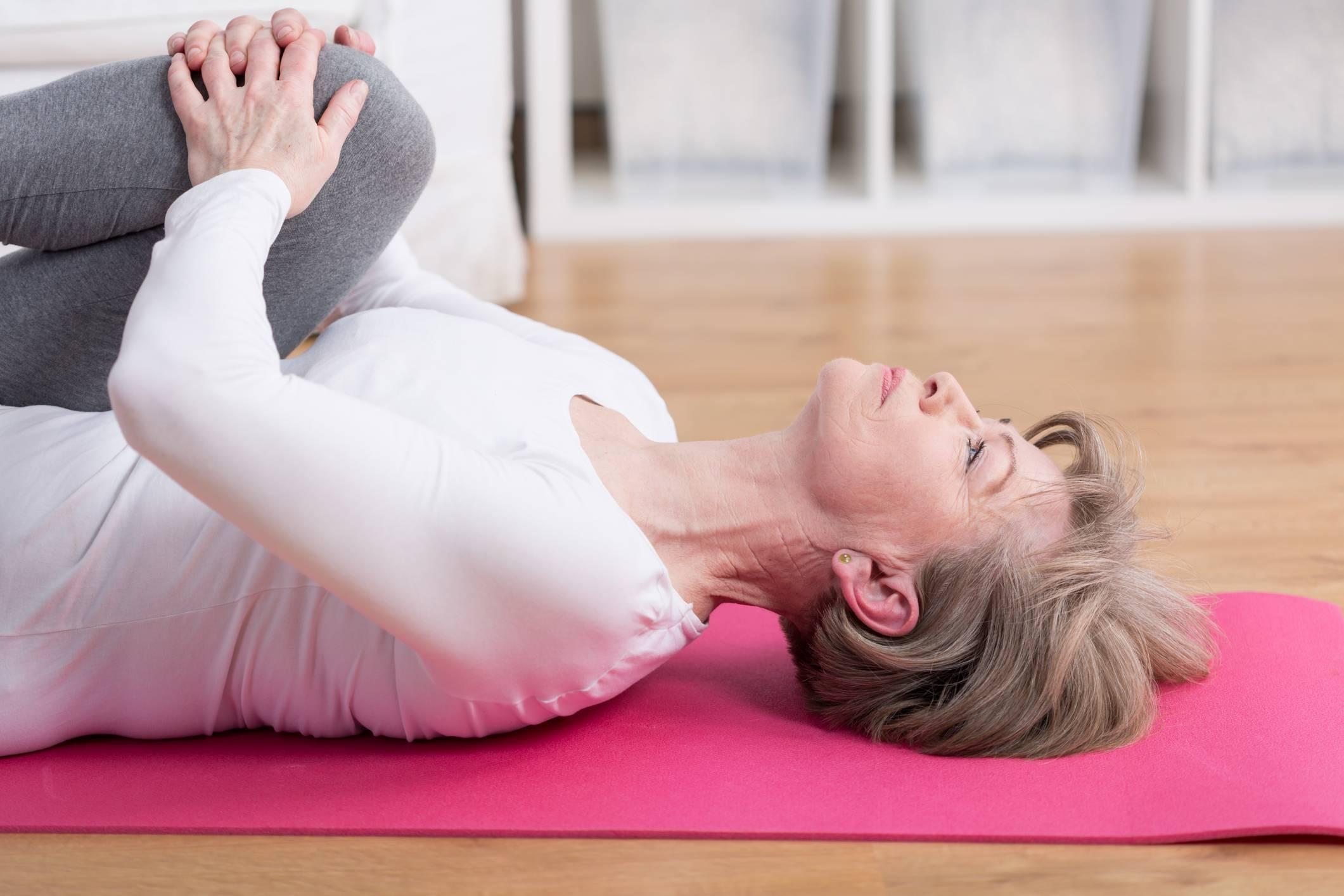 Реальная эффективность йоги при всд