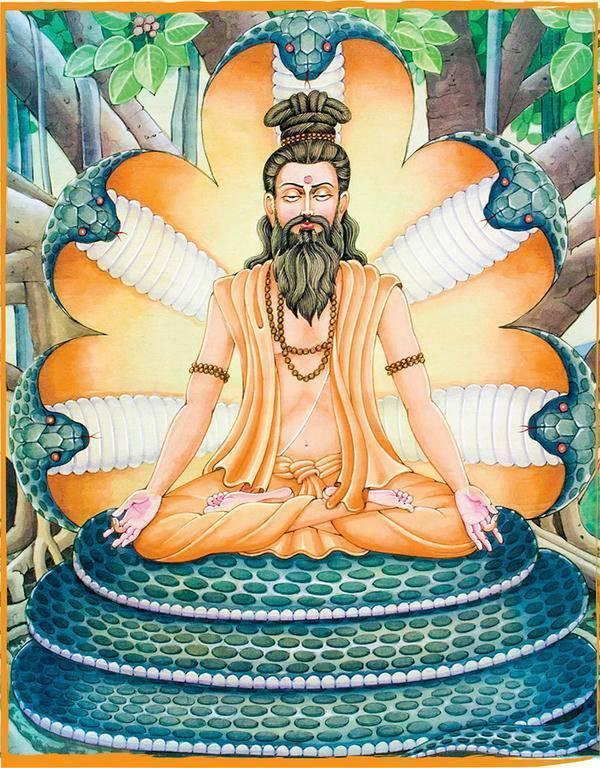 8 ступеней аштанга йоги от индийского философа патанджали