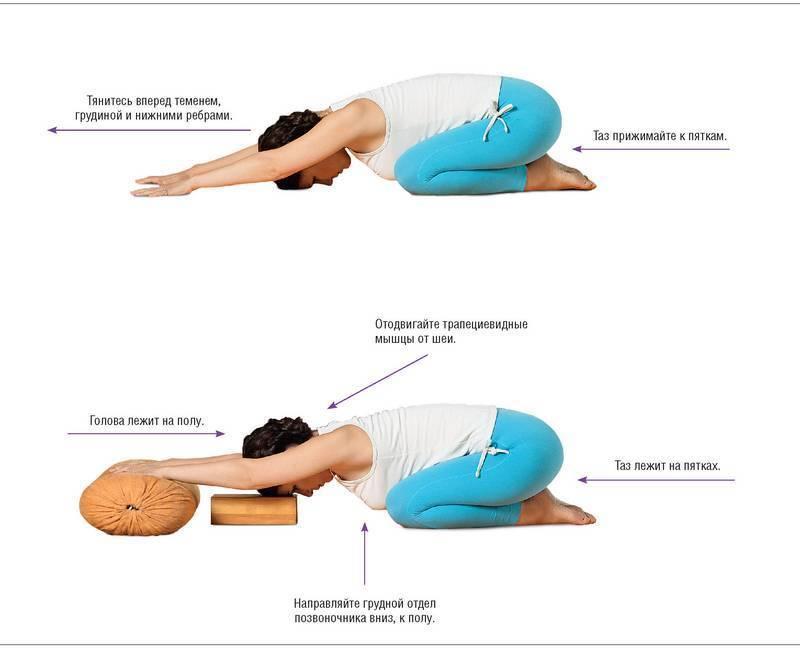 Эффективное растяжение спины и польза для пищеварения: правильное выполнение джану ширшасаны