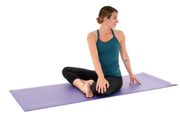 Йога и поясничный остеохондроз: 8 поз для практики | ramananda.org