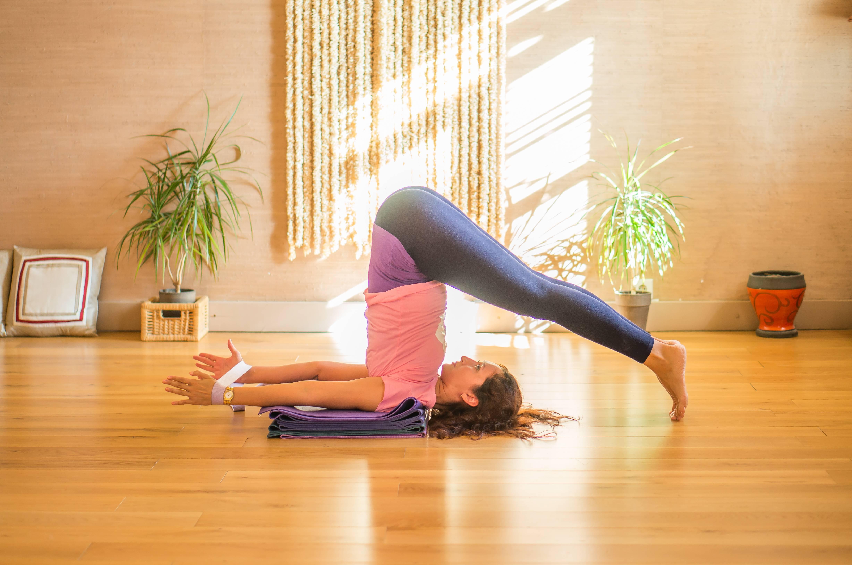 Халасана — поза плуга. анатомия йоги