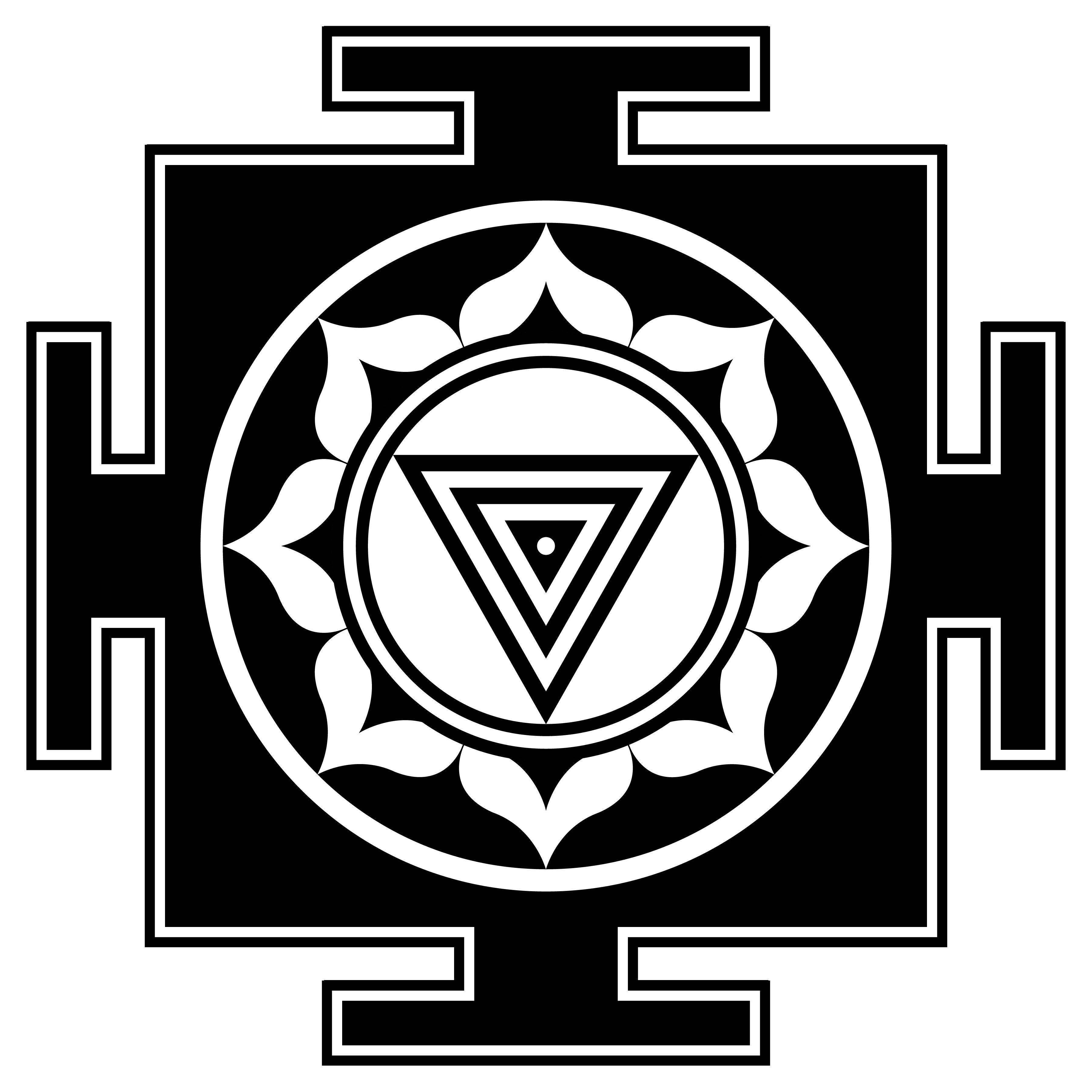 Шри янтра тайное значение с описанием и мантрой