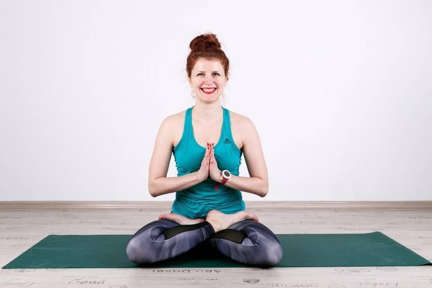 Йога для лица: 3 упражнения для красоты и молодости
