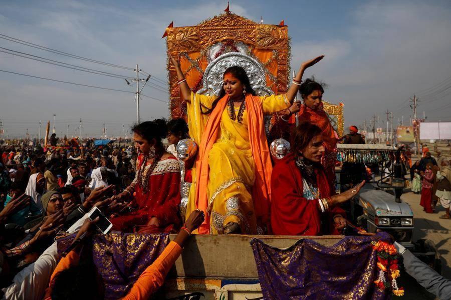 Семейные традиции в индии