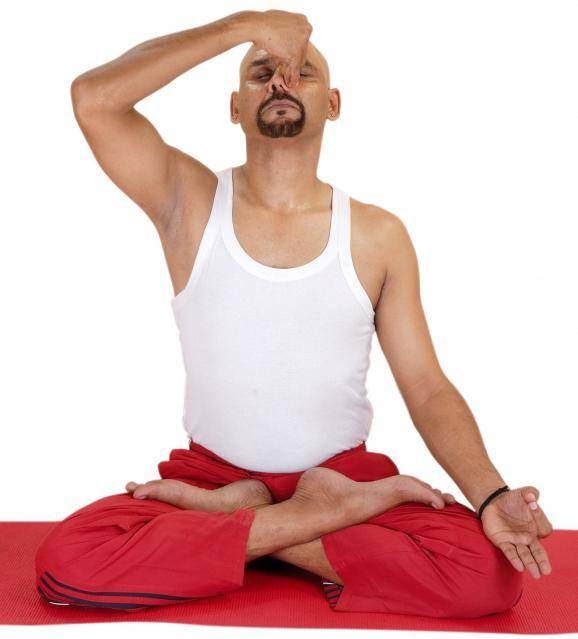 Йога. путь к здоровью!   психосома