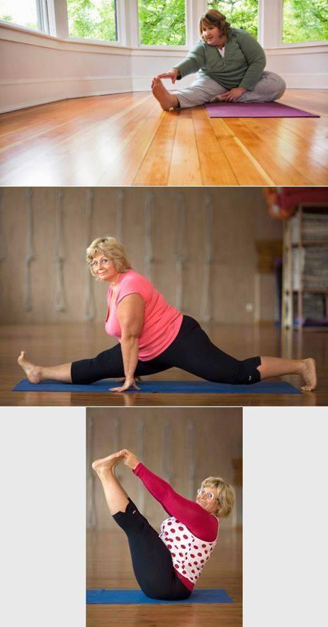 Горячая йога для похудения: миф или реальность?