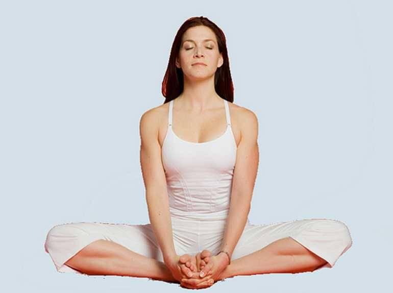 Йога при месячных: от боли, можно ли заниматься, позы, комплексы упражнений, фото и видео