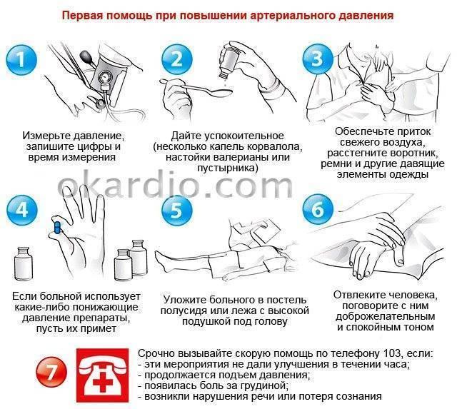 Продукты, которые следует исключить при гипертонии