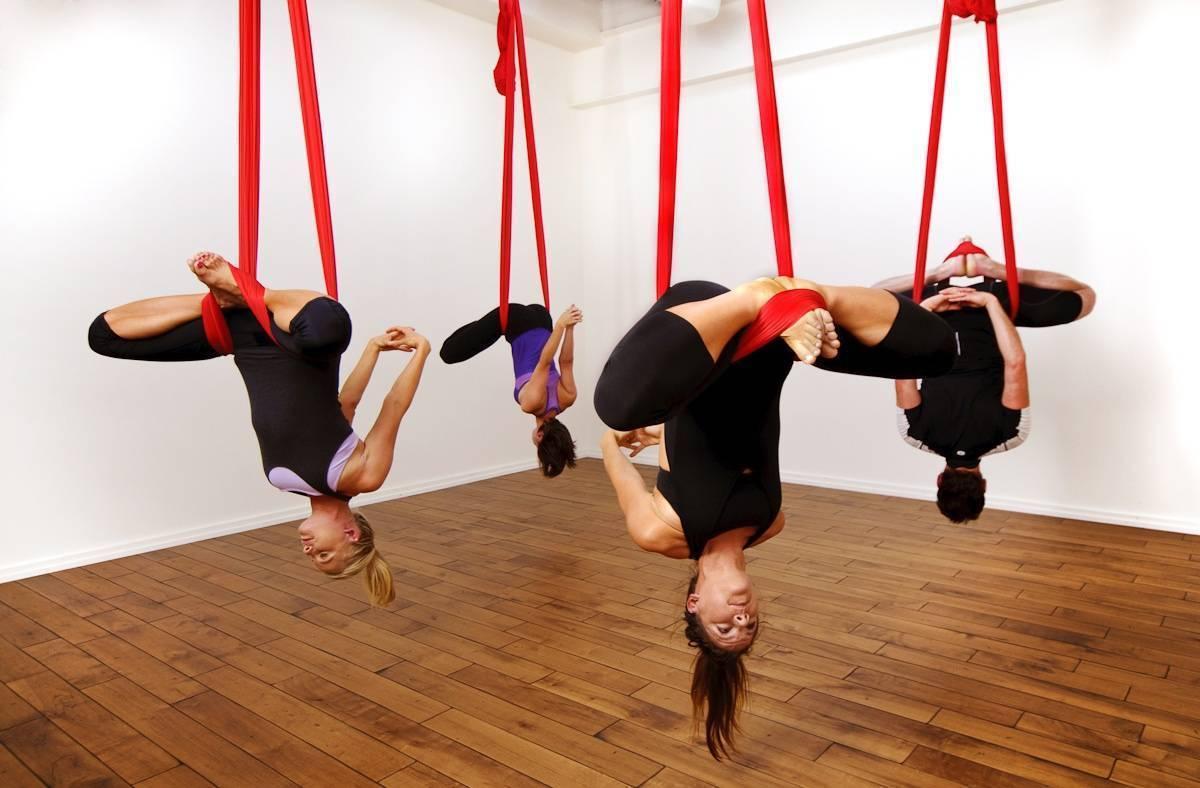 Антигравити йога в гамаках: зачем нужна аэро йога, воздушная йога – полезная еда