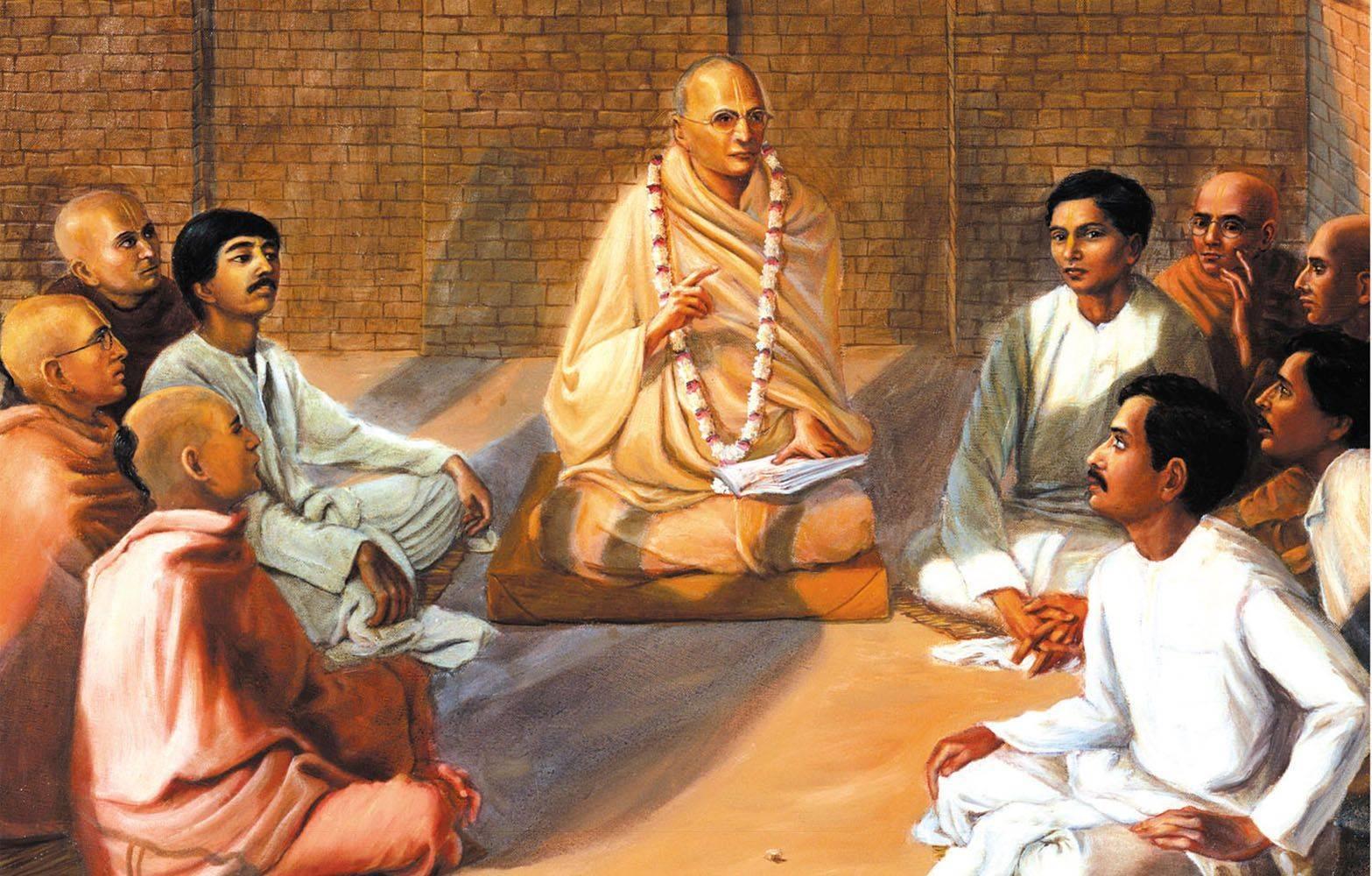 Духовный наставник и отец