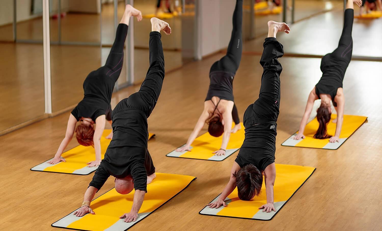 Йога для мужчин | yogamaniya