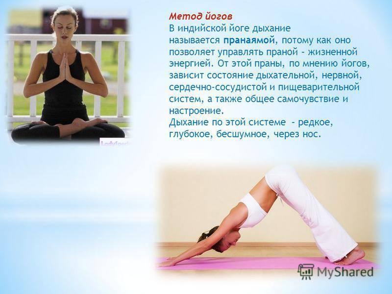 Дыхание в йоге: основные техники и влияние на организм