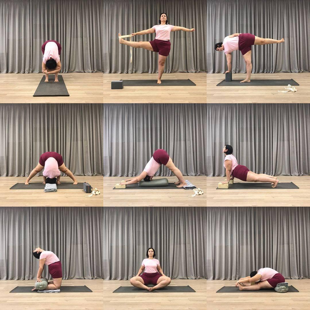 Комплексы упражнений для снятия стресса и напряжения