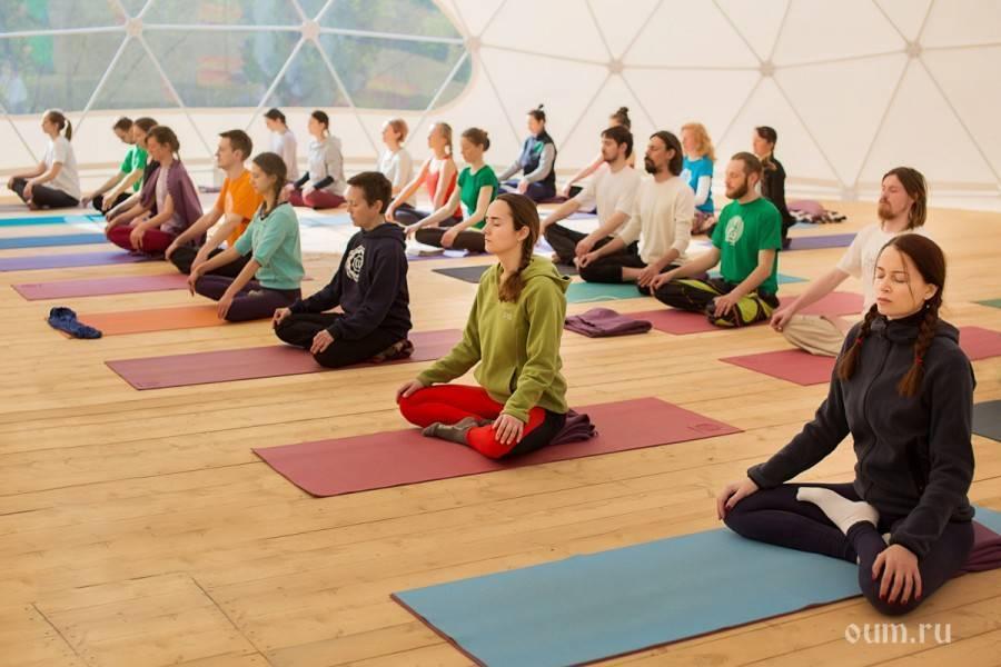 Философское учение йоги в индии