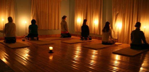 Что такое упражнение тратака? продержитесь 10 секунд смотря на свечу