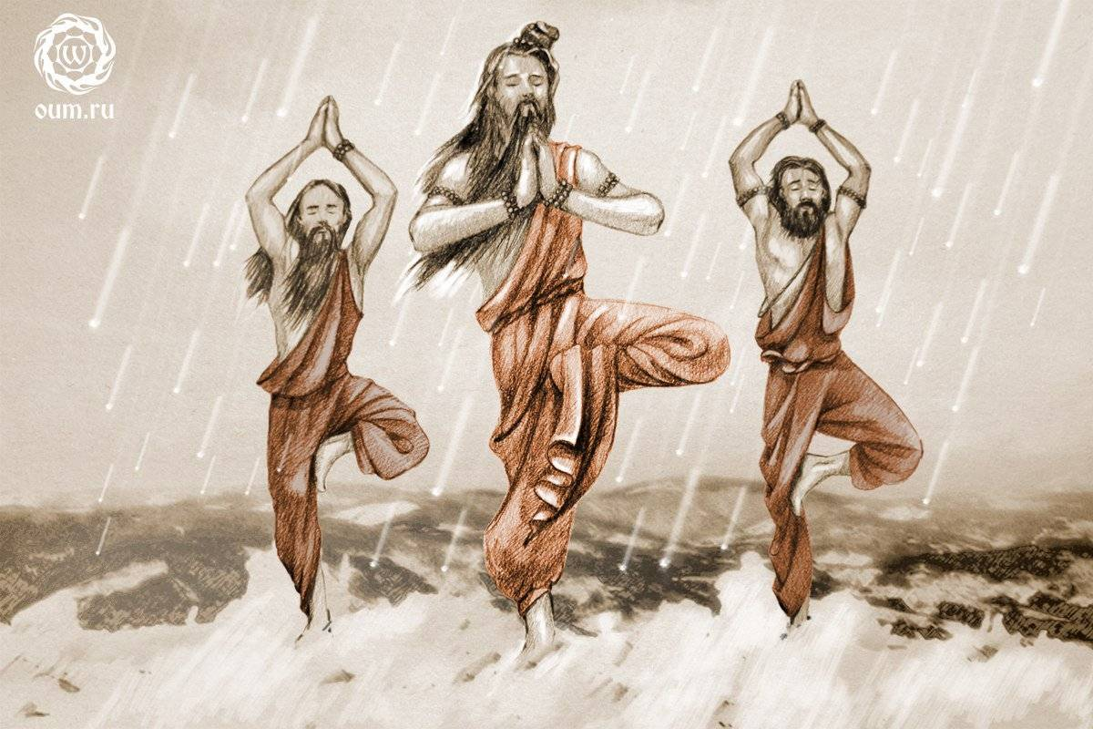 История возникновения йоги