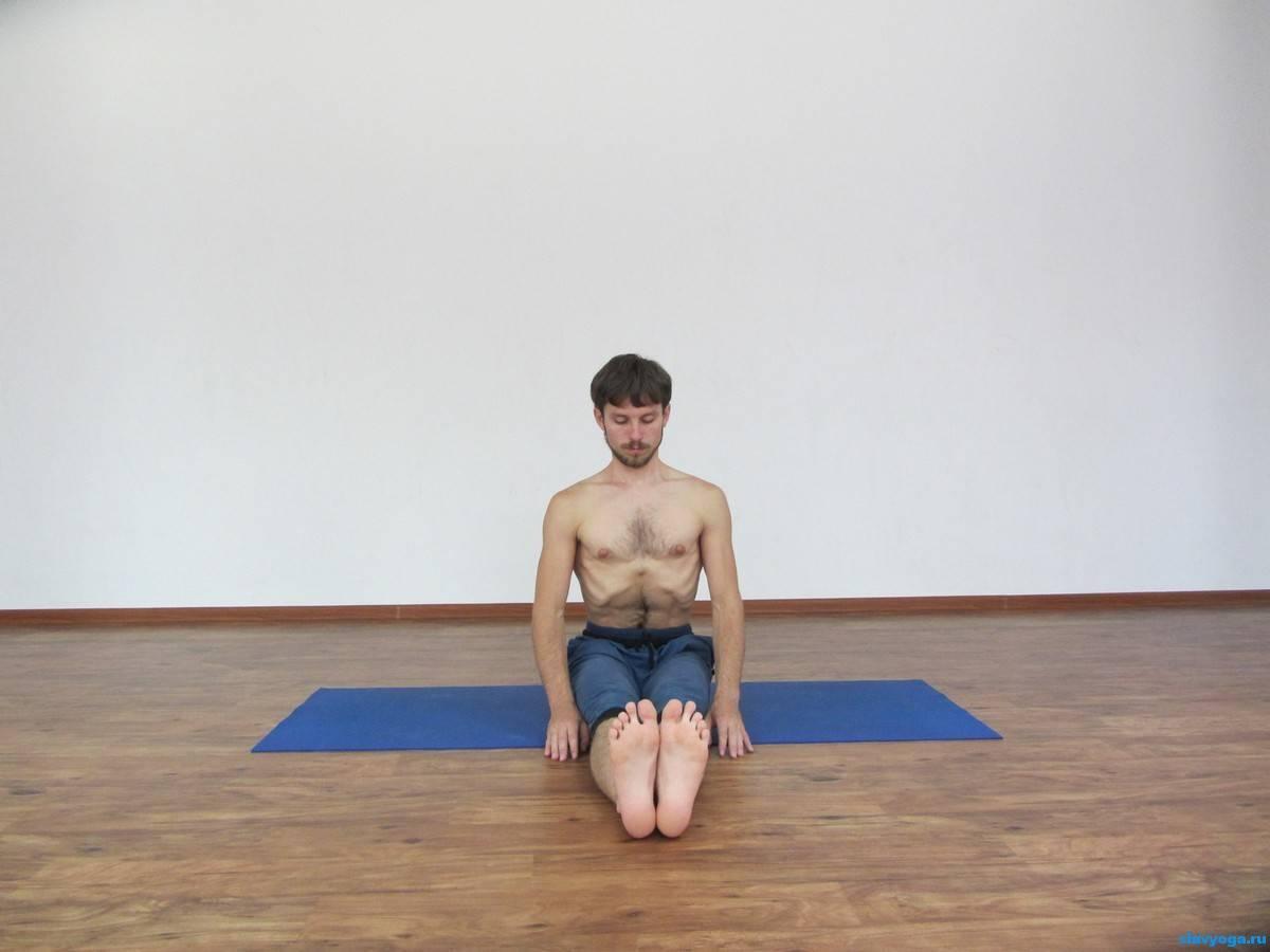 Трианг мукха экапада пашчимоттанасана йога центр агой
