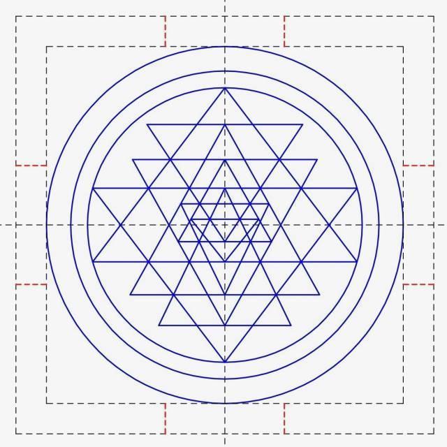 Шри-янтра: значение и описание, условия и методики медитации