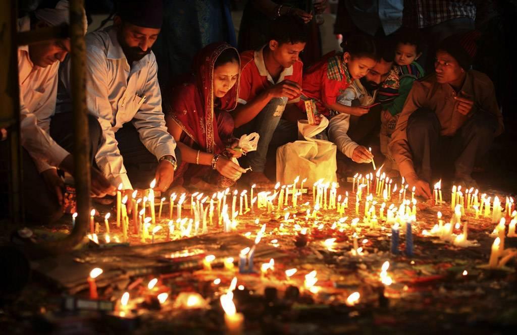 Праздники индии - фестивали холи и дивали, даты проведения