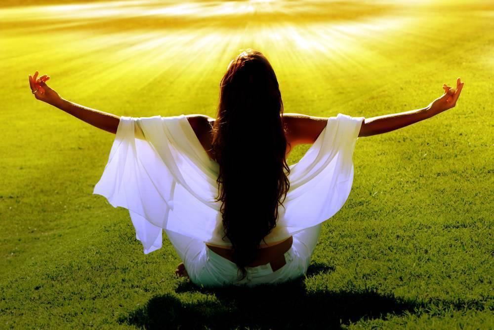 Медитация на привлечение денег, успеха, удачи и богатства