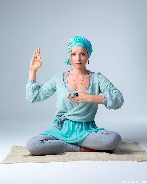 Чем полезна кундалини йога
