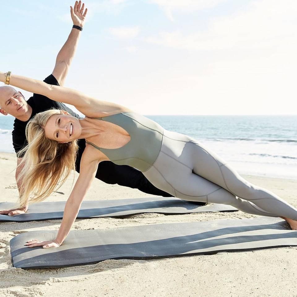 К кому ходят звезды: шесть лучших тренеров и один инструктор по йоге