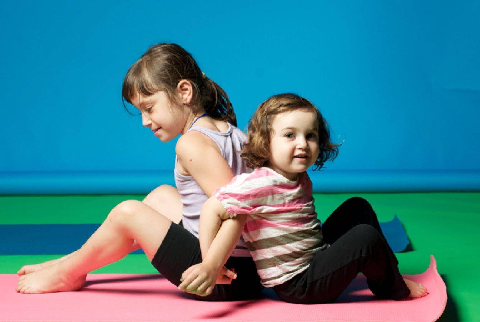 Йога для детей: 10 лучших центров в москве