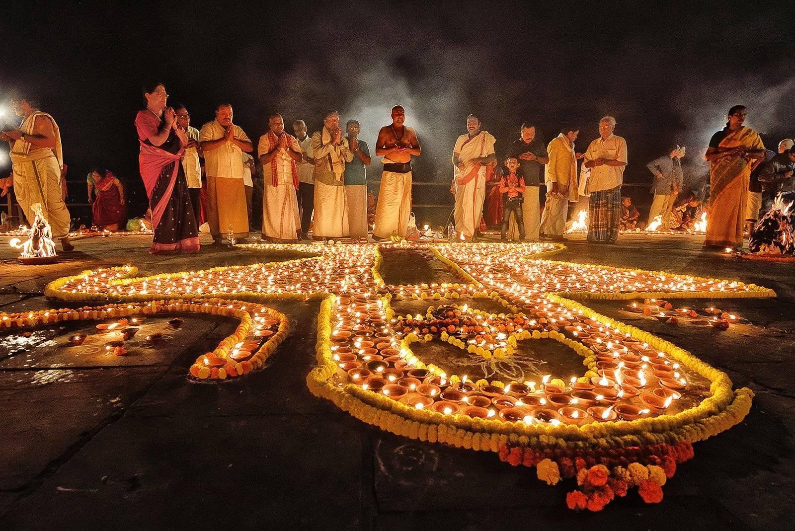 Наваратри: 9 ночей богини | индия - моя любовь