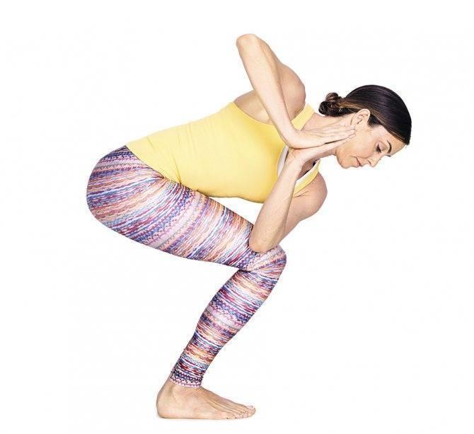 Упавишта-конасана — поза угла в положении сидя. анатомия йоги