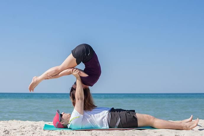 Йога для начинающих в домашних условиях: лучшие упражнения