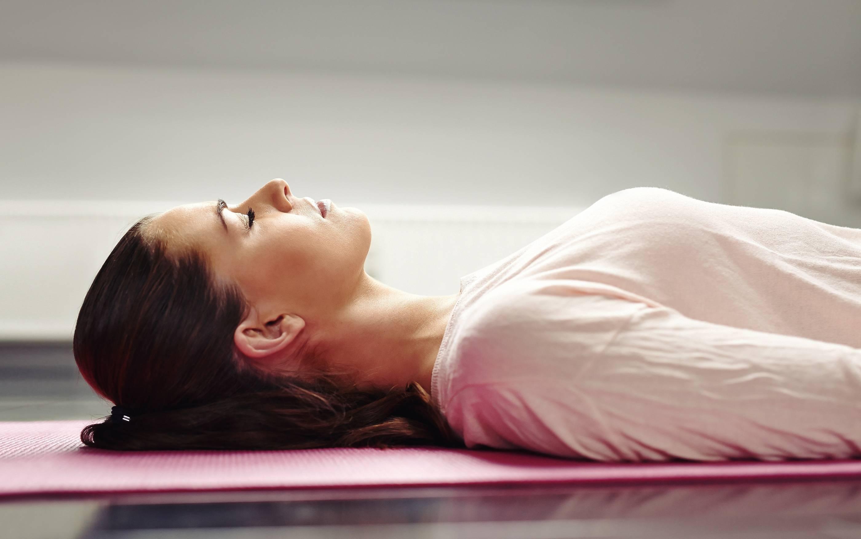 Упражнения для расслабления мышц - здоровый образ жизни