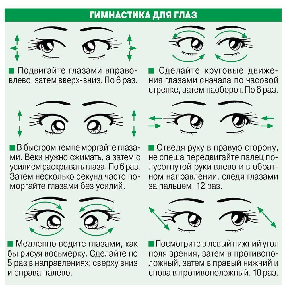 Йога для глаз — 5+ упражнений, полезные советы и практики