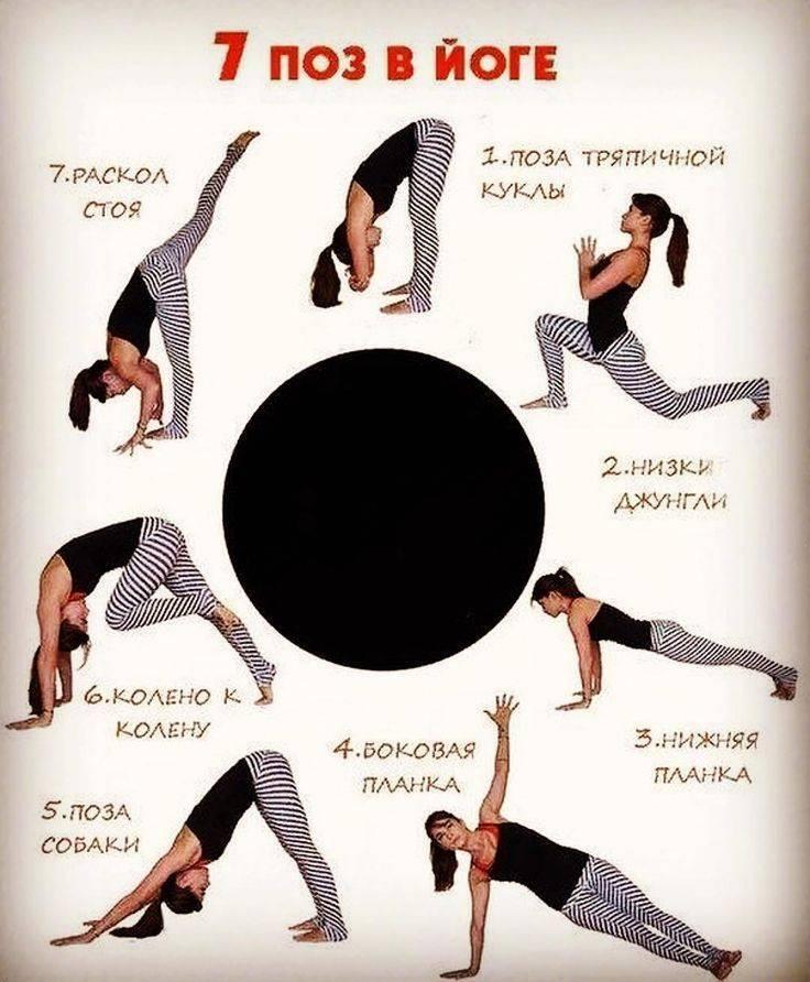 Йога: основные дыхательные упражнения