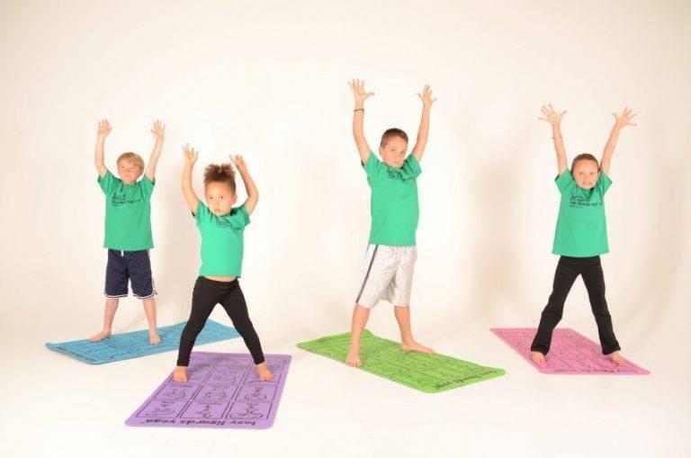 Йога для детей: правила и основные упражнения