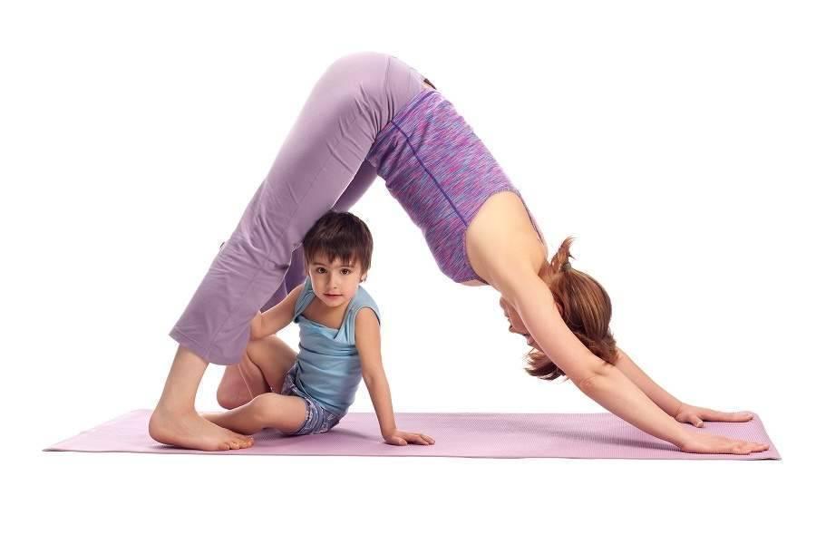 Детская оздоровительная йога: позы, упражнения, видеоуроки