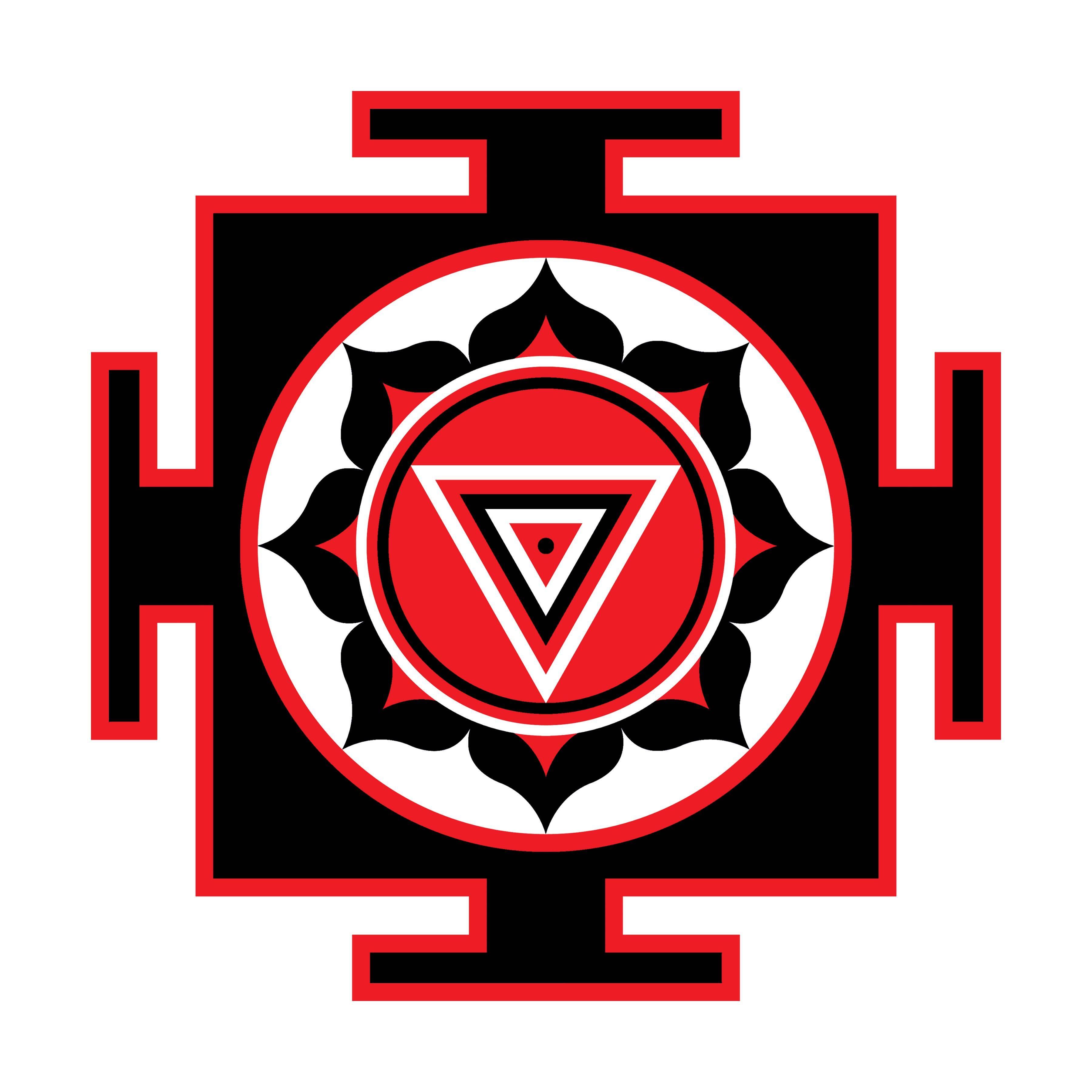 Полное описание символа Кали янтры