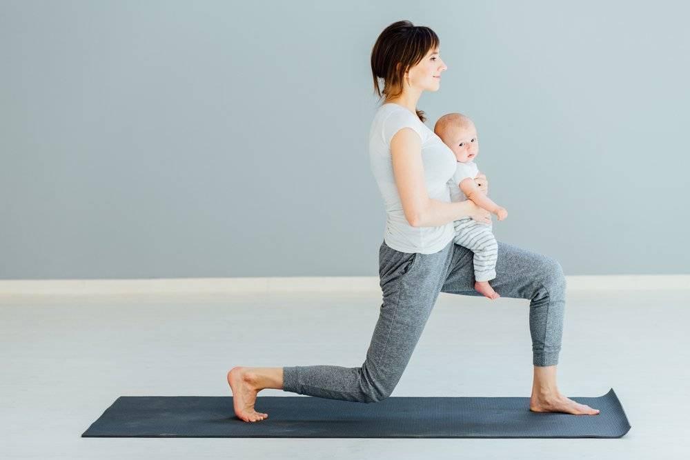 Йога после родов: когда можно начинать, как правильно выполнять упражнения дома?