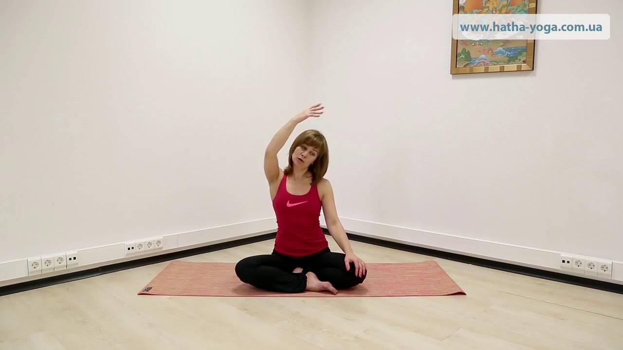Комплекс асан йоги при вегето-сосудистой дистонии