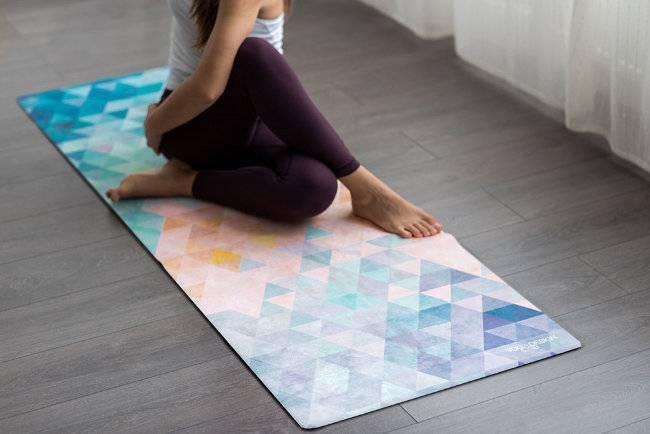 Лучшие коврики для йоги