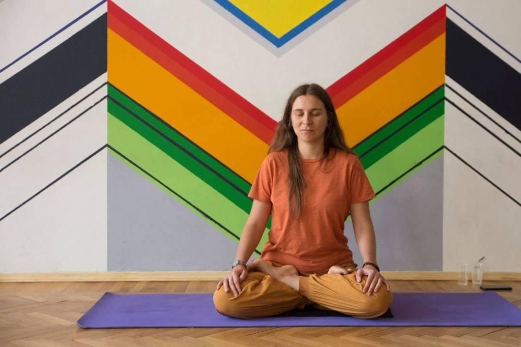Курс углублённого изучения йоги