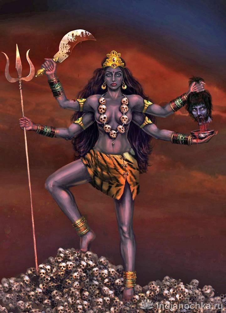 Бог смерти яма: значение в индуизме и буддизме