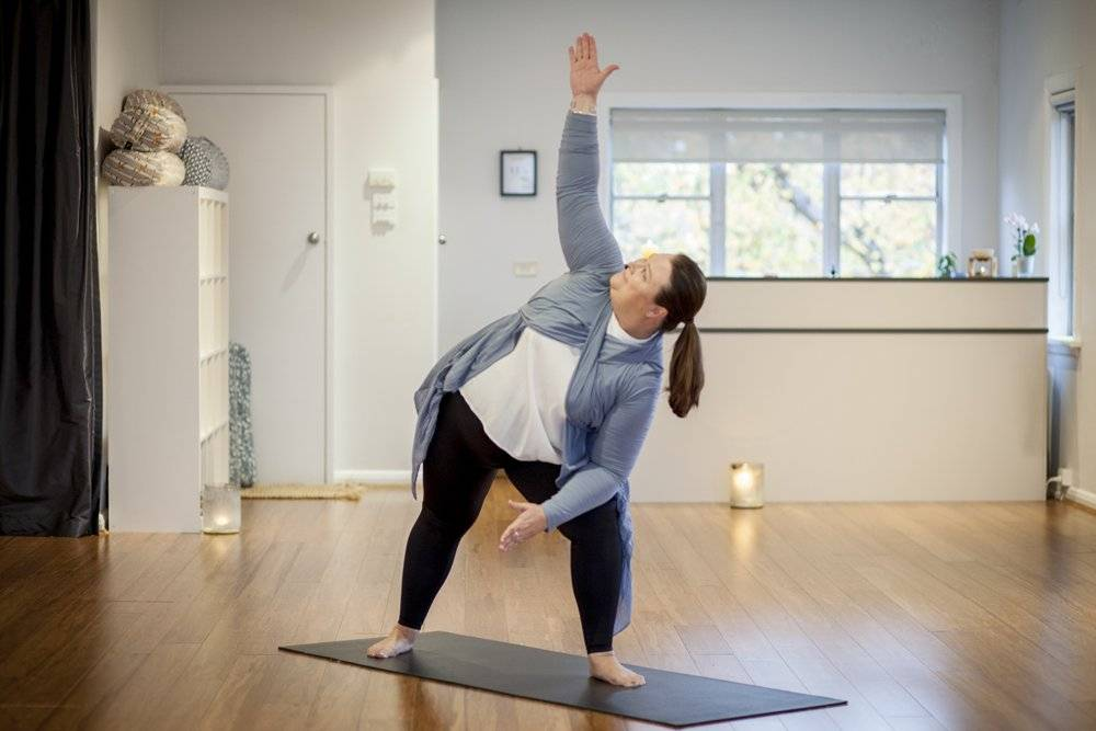Йога для быстрого похудения видео уроки