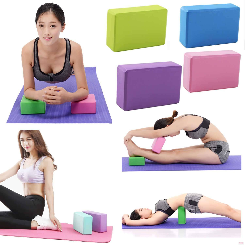 Кубики для растяжки: как выбрать блоки + 13 упражнений для растягивания мышц и шпагата