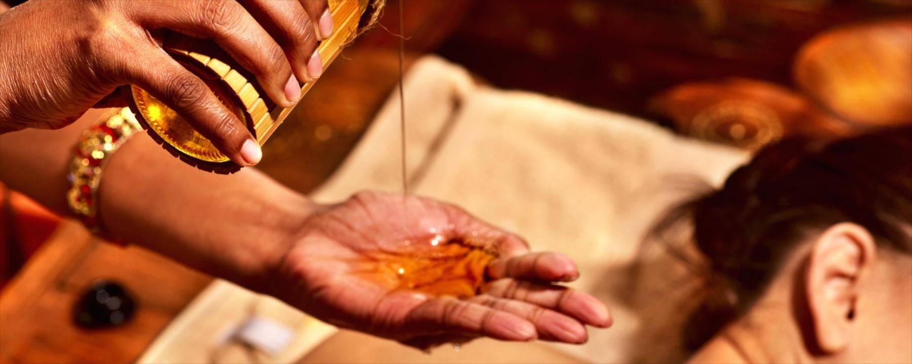 Аюрведический массаж. особенности и польза